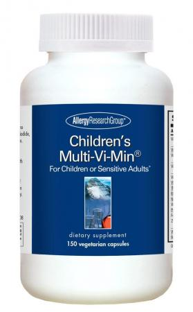 Children's Multi-Vi-Min® 150 Vegetarian Caps