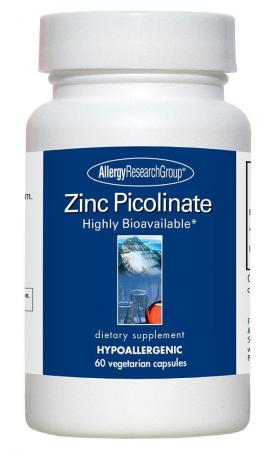 Zinc Picolinate 60 Vegetarian Caps
