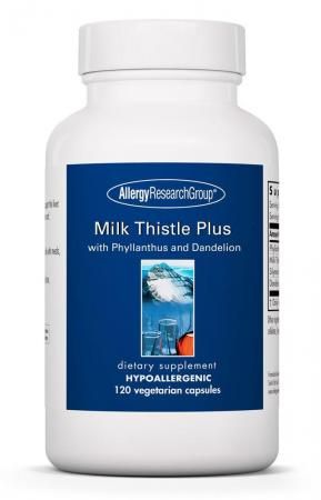 Milk Thistle Plus 120 Vegetarian Caps