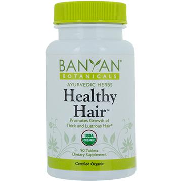 Healthy Hair, Organic 90 tabs