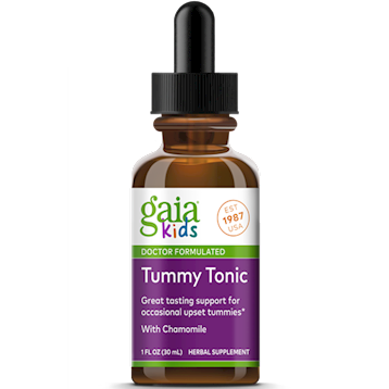 Kids Tummy Tonic Herbal Drops 1 fl oz