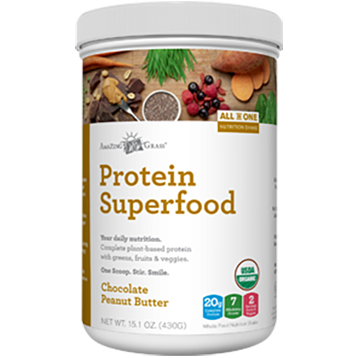 Protein SuperFood Choc PB 10 srv
