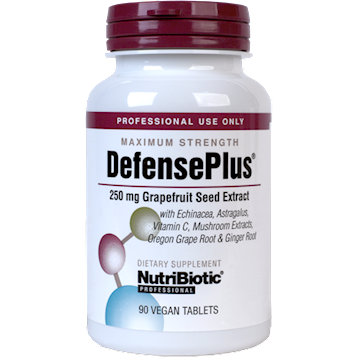 DefensePlus® 90 vegan tabs