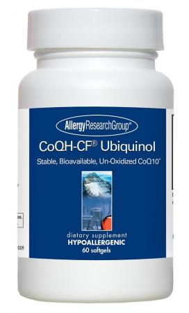 CoQH-CF® Ubiquinol 60 Softgels