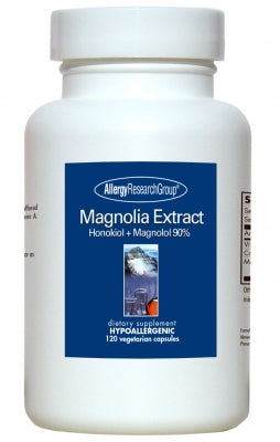 Magnolia Extract 120 Vegetarian Caps