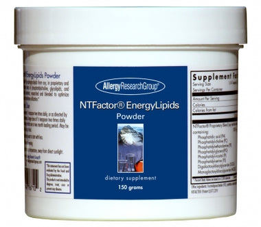 NTFactor® EnergyLipids Powder 150 grams (5.3 oz.)