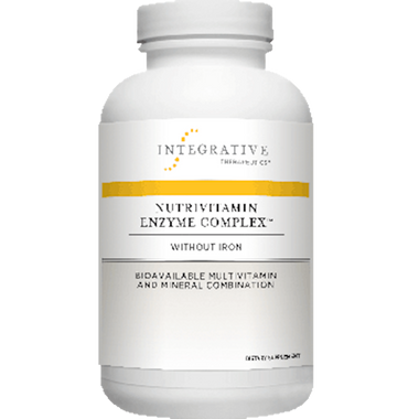 NutriVitamin Enzyme Comp w/o Iron 180cap