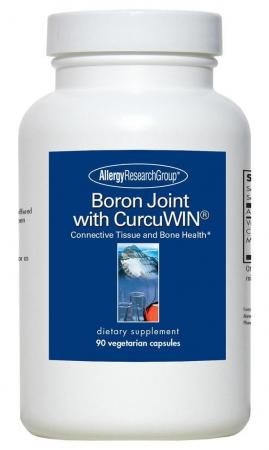 Boron Joint with CurcuWIN® 90 Vegetarian Capsules
