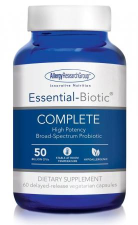 Essential-Biotic® COMPLETE 60 delayed-release vegetarian capsules