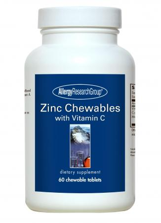 Zinc Chewables 60 Chewable Tablets