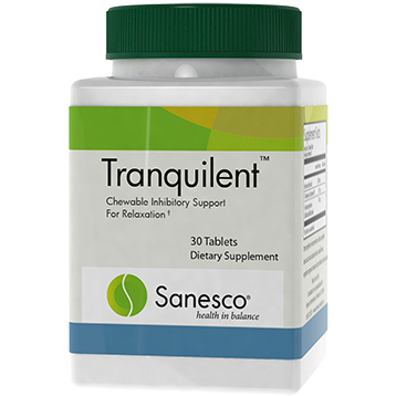 Tranquilent 30 chewable tablets