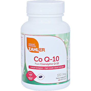 Co Q-10 120 softgels