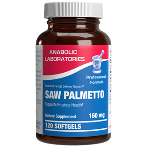 Saw Palmetto 120 softgels