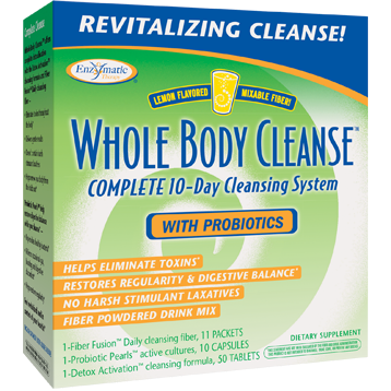 Whole Body Cleanse™ w/Probiotics 1kit