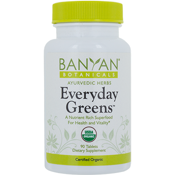 Everyday Greens Tablets Organic 90 tabs