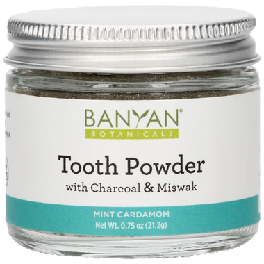 Tooth Powder Mint Cardamom 0.75 oz