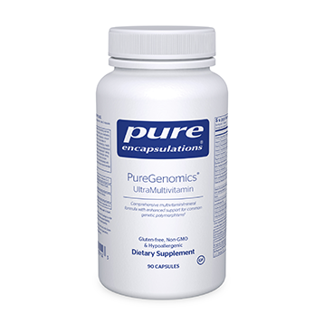 PureGenomics UltraMultivitamin 90's