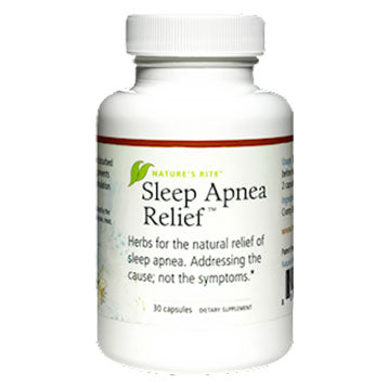Sleep Apnea Relief 30 caps