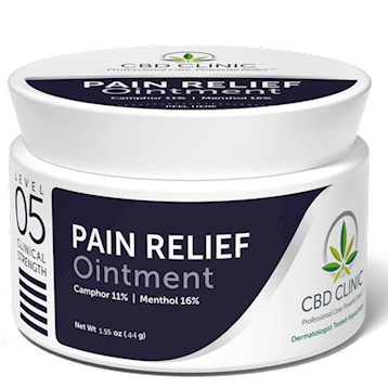Level 5 Pain Relief Ointment 1.55 oz