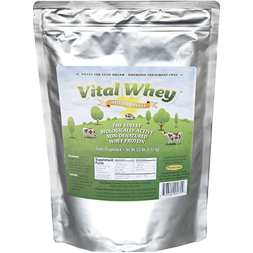 Vital Whey Natural Vanilla 56 servings