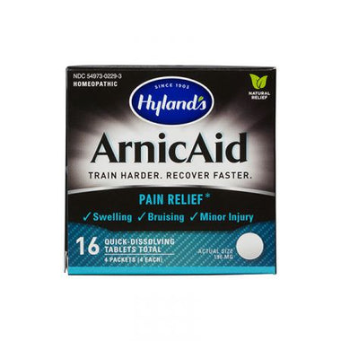 Hyland's ArnicAid Travel Packets
