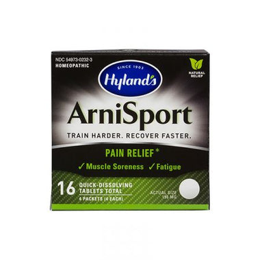 Hyland's ArniSport Travel Packets