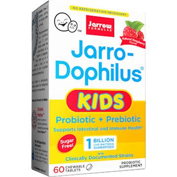 Jarro-Dophilus Kids 1 Billion 60 tabs