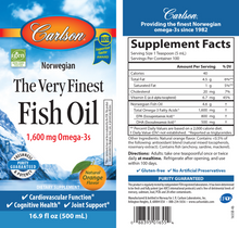 Load image into Gallery viewer, Fish Oil Orange 500 ml