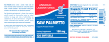 Load image into Gallery viewer, Saw Palmetto 120 softgels