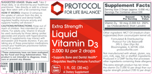 Load image into Gallery viewer, Liquid Vitamin D-3 2,000 IU 1 oz