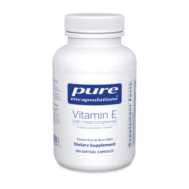 Vitamin E (Natural) 400 IU 180 gels