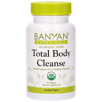 Total Body Cleanse Organic 90 tabs