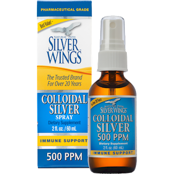 Colloidal Silver 500PPM 2 oz Spray