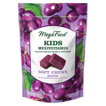 Load image into Gallery viewer, Kids Multi Soft Chew Grape 30 chews