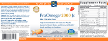 Load image into Gallery viewer, ProOmega 2000 Jr 60 softgels