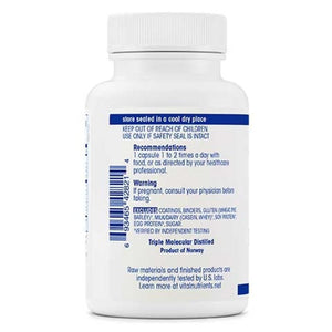 Ultra Pure® Fish Oil 1000 30 softgels