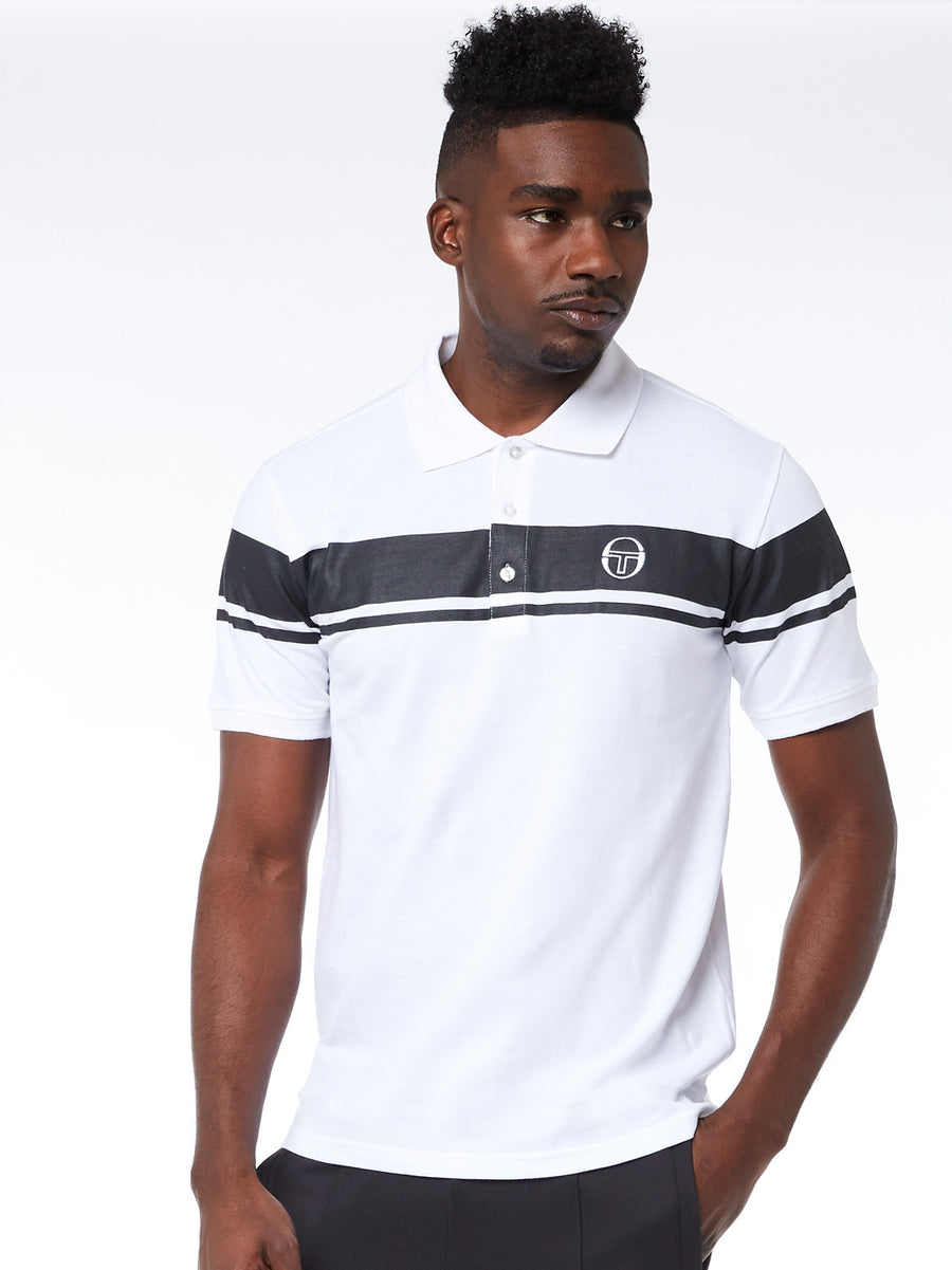 Young Line Polo Archivio - WHITE