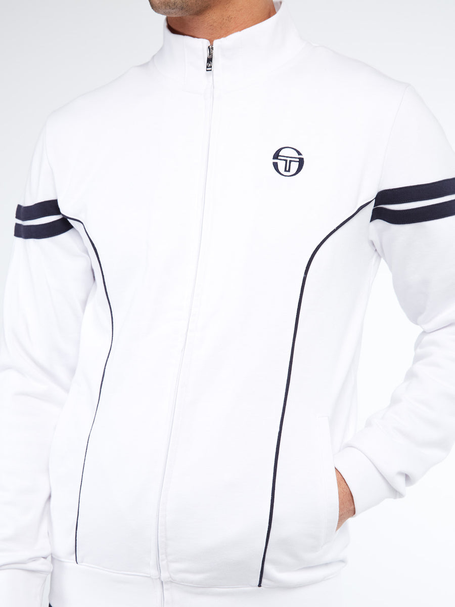 Fjord Track Jacket Archivio - WHITE
