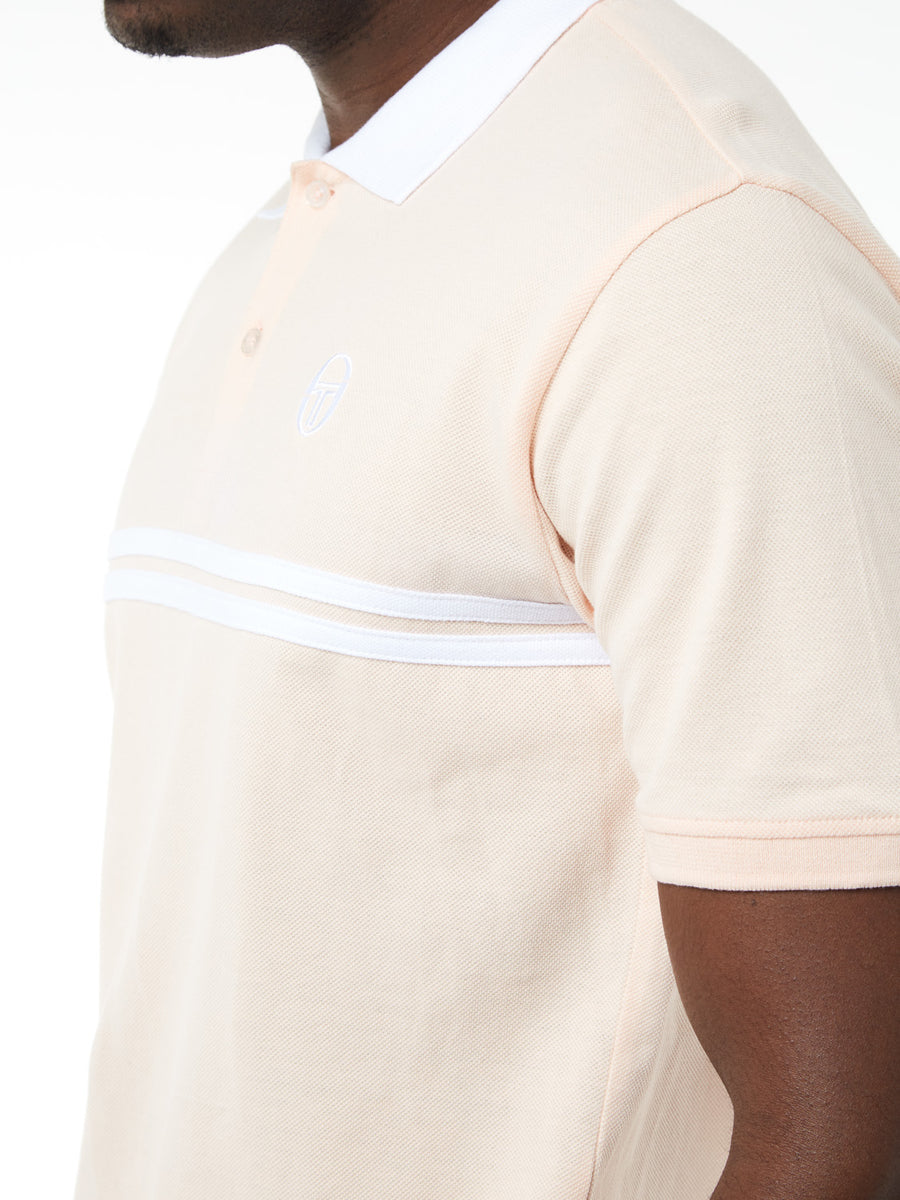 Supermac Polo Archivio - PEARL BLUSH