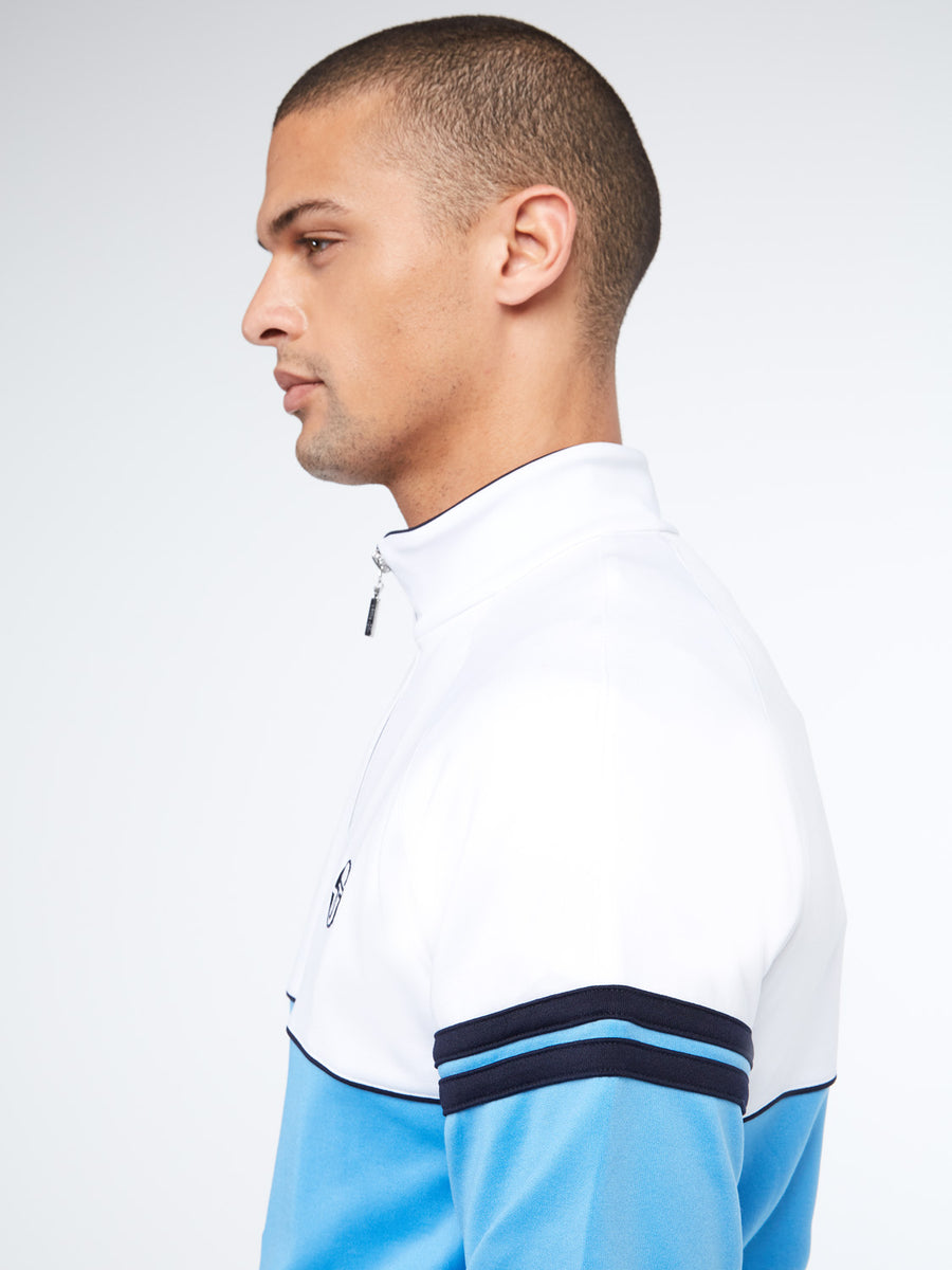 Orion Track Jacket Archivio - AZURE BLUE