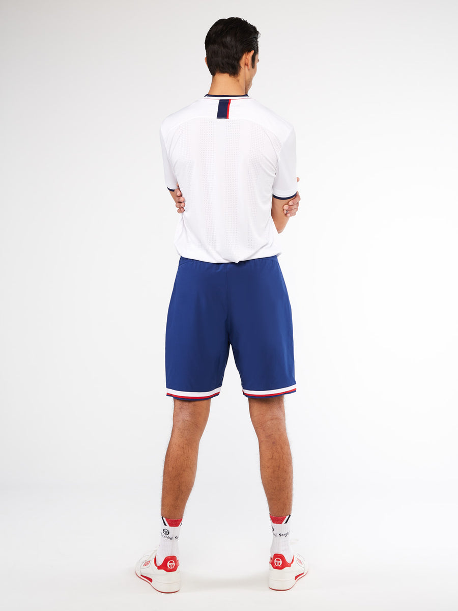 Paris Shorts - BLUE DEPTHS