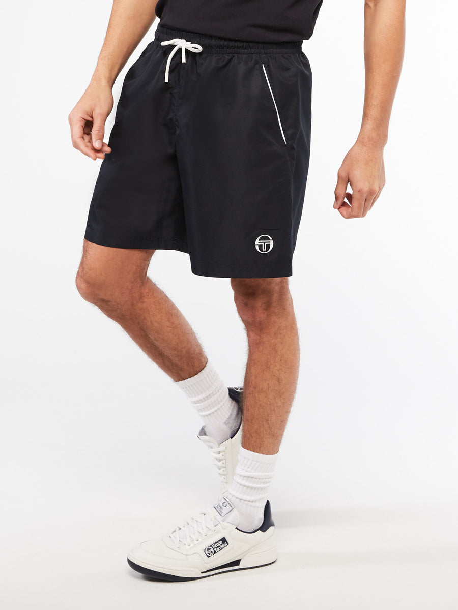 Rob Shorts - ANTRACITE/BLANC DE BLANC