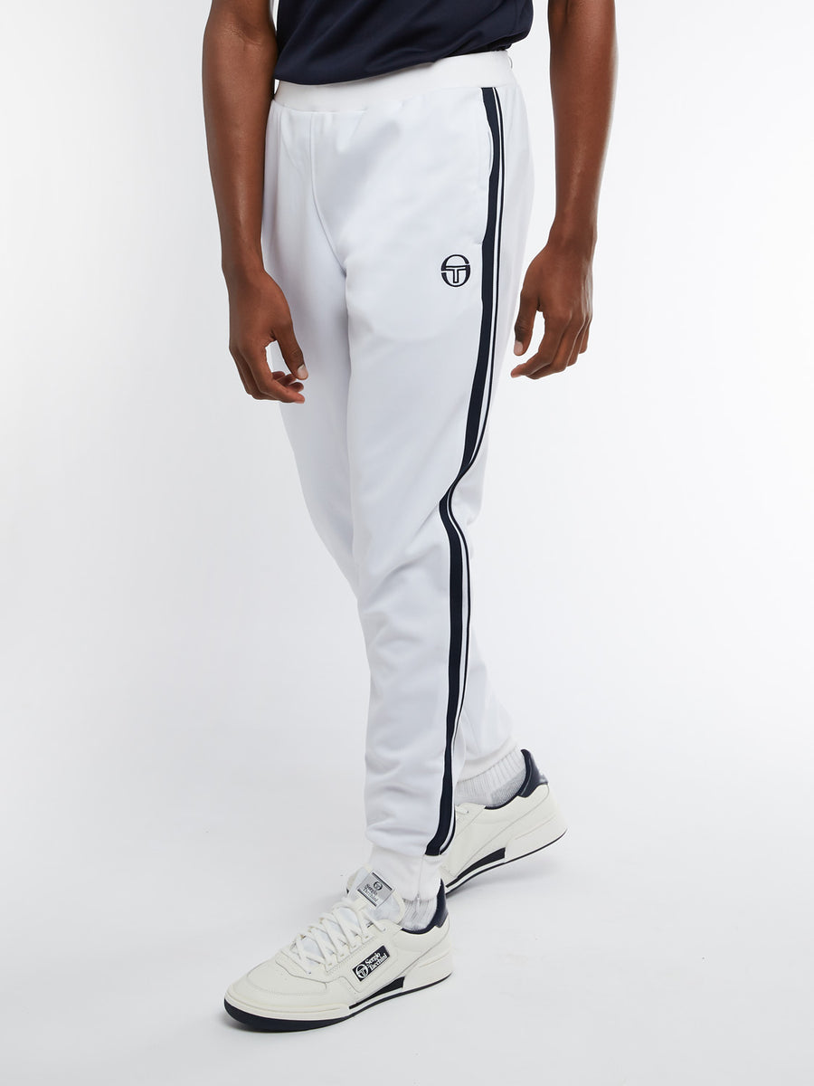 Young Line Pro Tracksuit - WHITE/NAVY