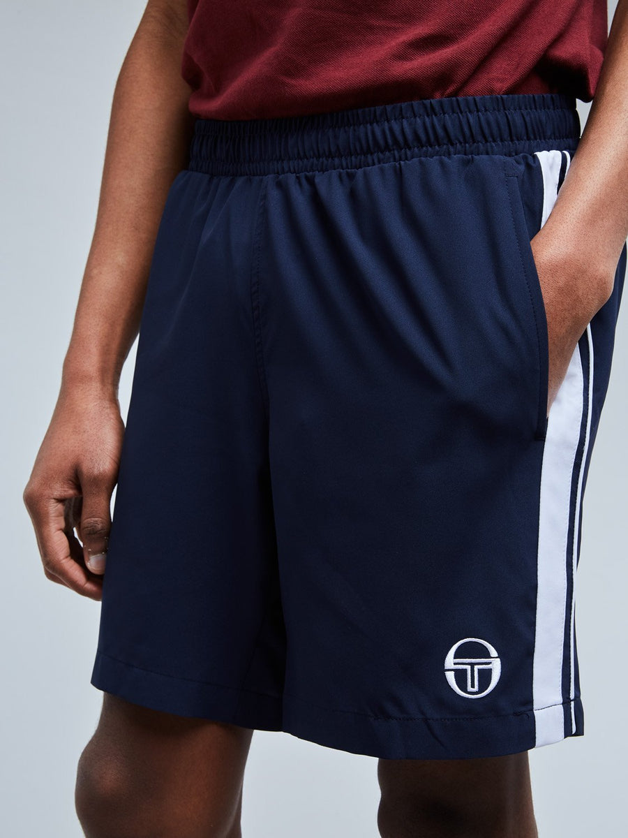 YOUNG LINE PRO SHORTS - NAVY/WHITE