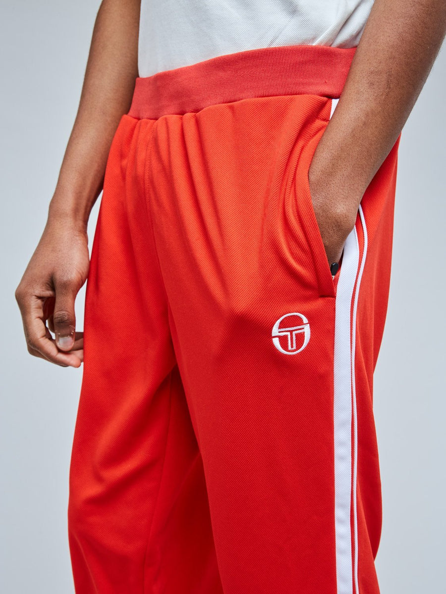 YOUNG LINE PRO PANTS - RED/WHITE