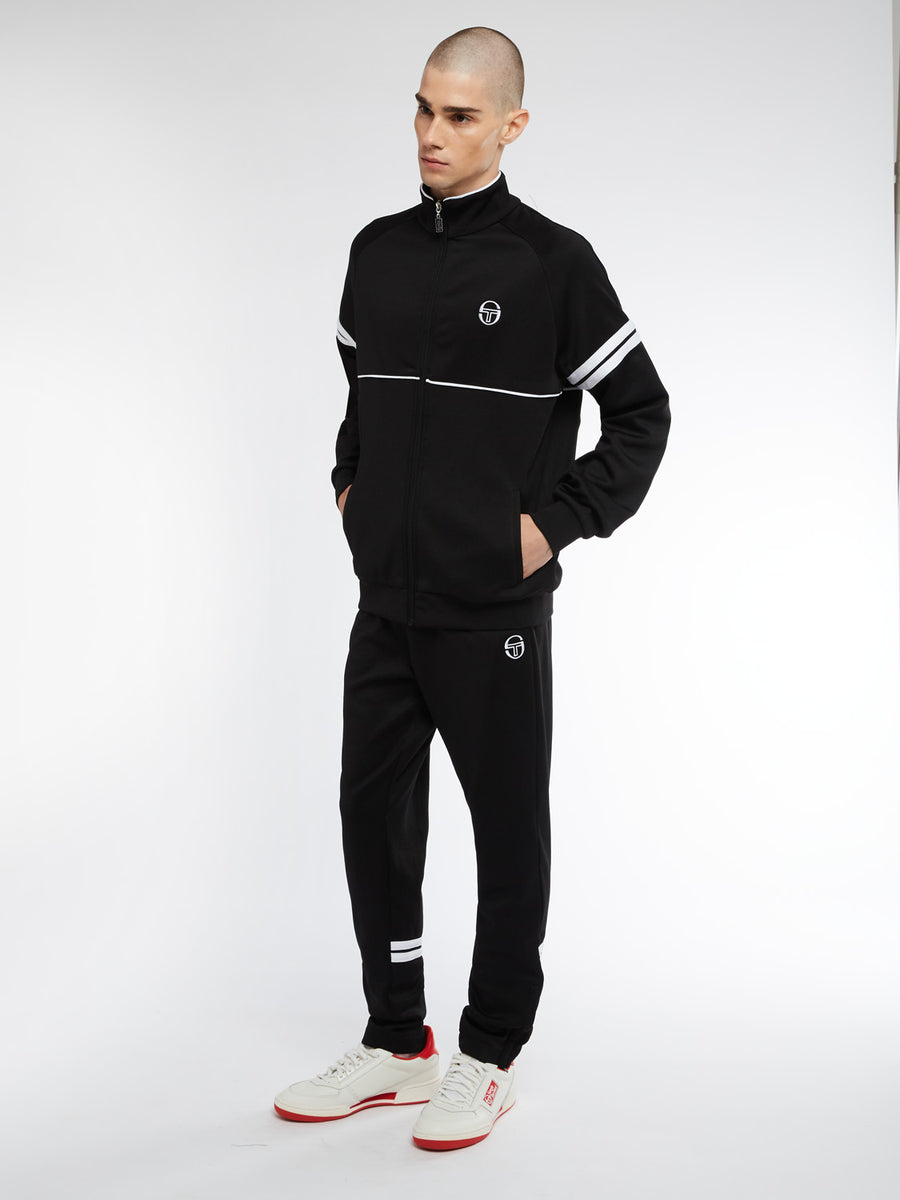 Orion Track Jacket Archivio - BLACK/WHITE