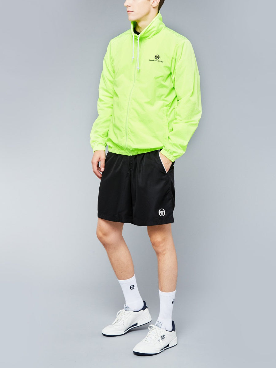 DEVONTE TRACKTOP - YELLOW FLUO/BLACK