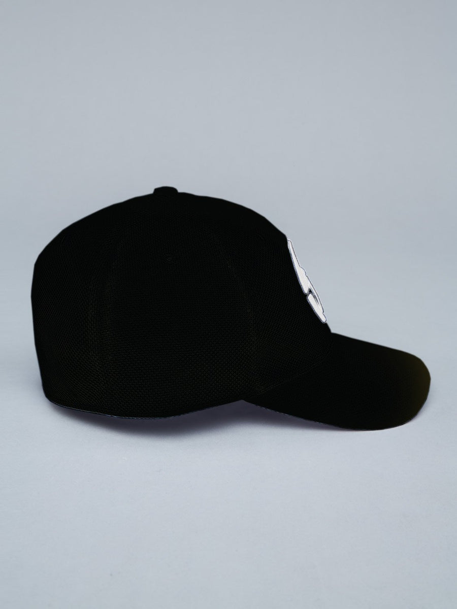 CHAIN CAP - BLACK/WHITE