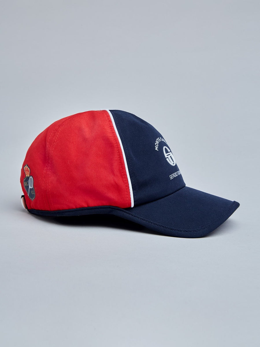FROYO/MC/STAFF/CAP - NAVY/APPLE RED