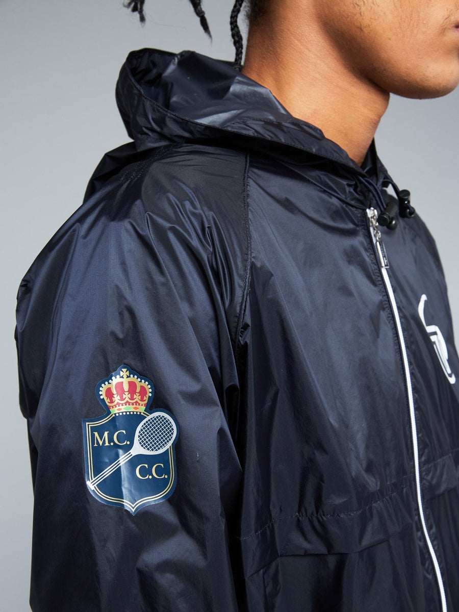 FOLLIN/MC/STAFF/JACKET - NAVY/WHITE